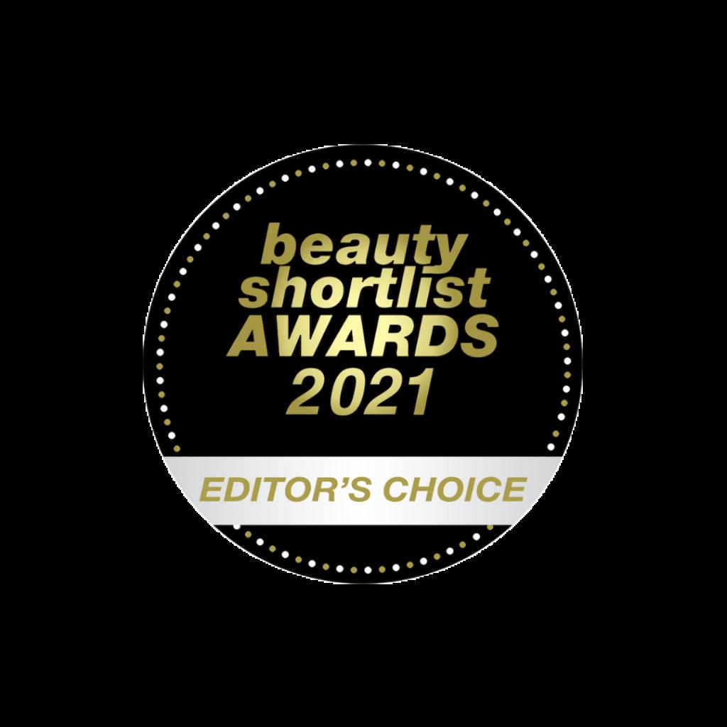 beauty shortlist awards london 2021 Liolà cosmetics