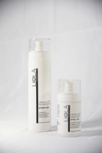 Crema viso e corpo linea sport Liolà Cosmetics