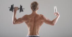 Atleti con prodotti Liolà Sport